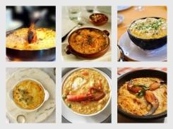 Chupes chilenos, Gastronomia Chilena, Cocina chilena