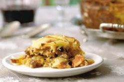 cochayuyo Cornelia, gastronomia chilena, cocina chilena