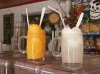 helados de chicha de Iquique