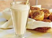 leche con platano