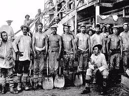 mineros salitreros chile