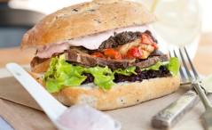 sandwich de mechada