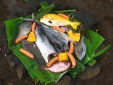 Tunu Ahi, gastronomia Rapa Nui