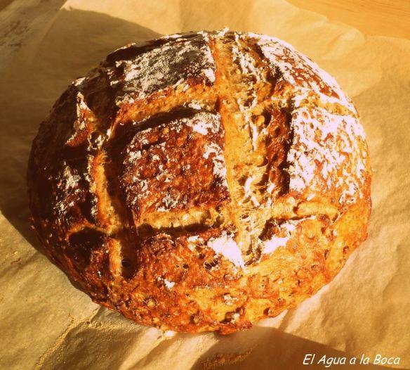 Pan de centeno con semillas blog