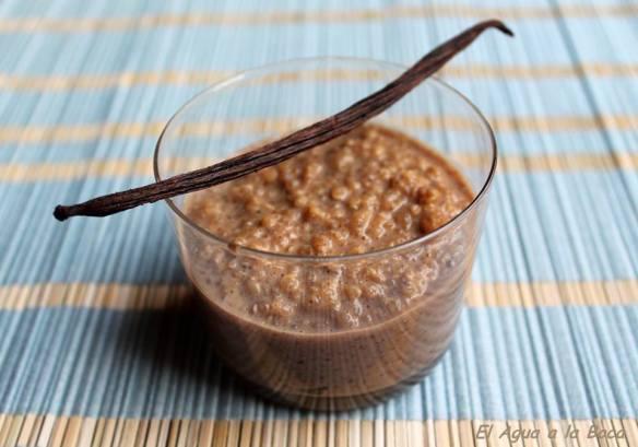 Quinoa con leche, quinua con leche, postre chileno, gastronomia chilena, cocina chilena, cuisine chilienne, Quinoa au lait, gastronomie chilienne